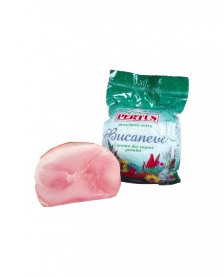 Prosciutto cotto BUCANEVE mec - 7,5 Kg - Buoni Cotti PERTUS