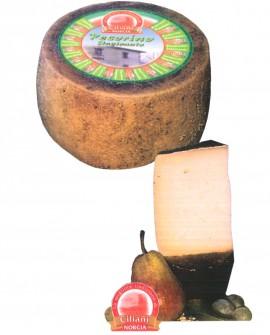 Pecorino stagionato - ovino 1,9-2,1 Kg - vendita al pezzo - stagionatura 180 giorni - Ciliani