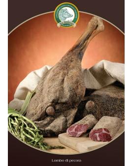 Prosciutto di pecora trancio 500 g - s/v Salumificio Su Sirboni