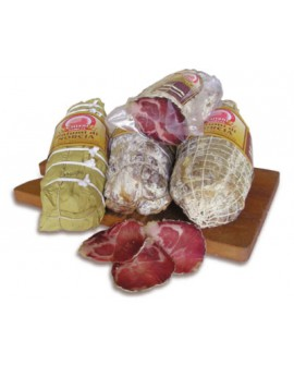 Lonze stagionate 1,2 kg Salumificio Ciliani