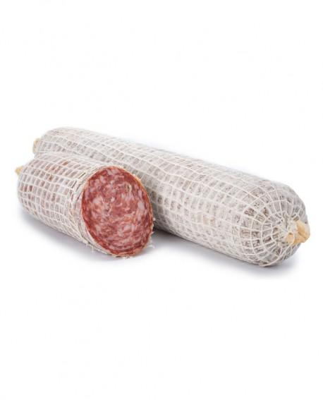 Salame Napoli - intero sottovuoto 1 Kg - Salumificio De Luca