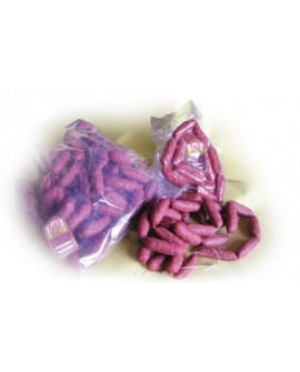 Salsiccia cinghialina 70 g Salumificio Ciliani