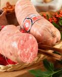 Salame Cotto artigianale tipico piemontese, sottovuoto metà 1,8 kg - Salumificio Nadia