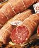 Salame crudo Filzetta artigianale con n.3 pezzi da 300g - sottovuoto 900g - Salumificio Nadia