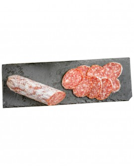Salame al Finocchio artigianale - 250g - stagionatura 2 mesi - Salumificio Plauser Speck Ladele