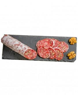 Salame con Noci artigianale - 250g - stagionatura 2 mesi - Salumificio Plauser Speck Ladele
