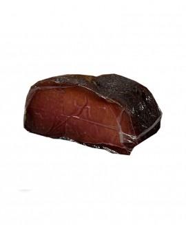 Prosciutto crudo di cinghiale artigianale -Wildschweinsch- trancio 350g - stagionatura 3 mesi - Salumificio Plauser Speck Ladele