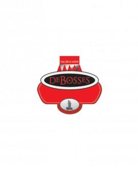 Jambon de Montagne - Cru' Saint Bernard Dis. Press. 6,5 kg - stagionatura 9 mesi - De Bosses