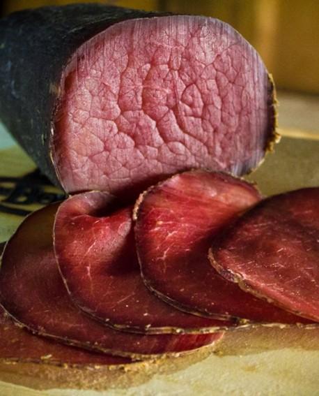 Mocetta Tondino 1,3 kg - stagionatura 30gg - De Bosses