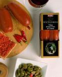Nduja di Suino Nero di Calabria piccante 85 gr Tenuta Corone - Salumificio Madeo