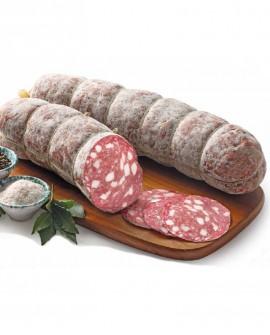 Salame toscano kg 1,5 - 1/2 SV - Stagionatura 4 mesi - Salumeria di Monte San Savino