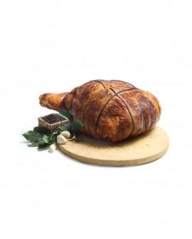 Prosciutto in Porchetta legna intero ATP - 8 Kg - Salumeria di Monte San Savino