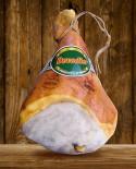 Prosciutto di Parma DOP con osso - Antiche Cantine 10,5 kg - Stagionato 16 mesi - Devodier