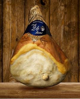 Prosciutto di Parma DOP classico con osso Cantina più di 24 Lune 10 kg - Stagionato 24 mesi - Devodier