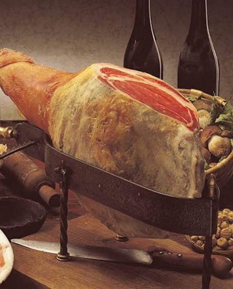 Spalla cruda con osso 6,5 kg - Stagionato 12 mesi - Devodier