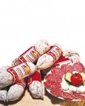 Salamino Tuscolano puro suino - 250 g - Castelli Salumi