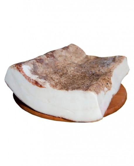 Lardo di cinta senese DOP sottovuoto - 2,2 kg - Sapori della Valdichiana