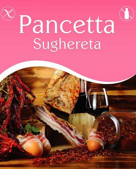 Pancetta Sughereta al Peperoncino intera 3 Kg stagionatura 3 mesi  - Salumi Grufà