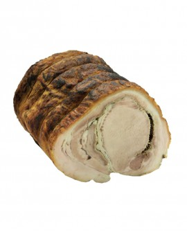 Porchetta del Monte senza cotenna - 2,5 kg - Sapori della Valdichiana