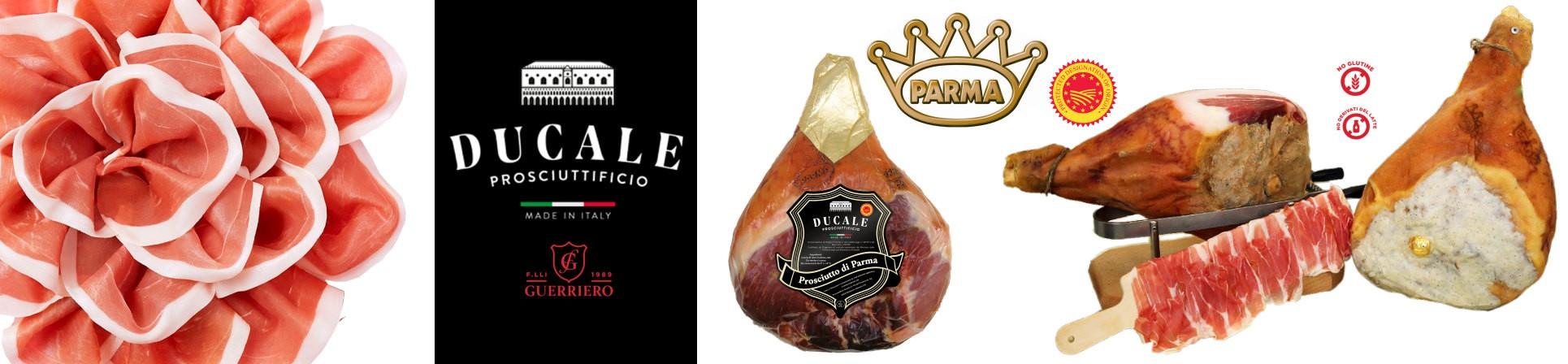 Vendita online Prosciutto di Parma DOP - Prosciuttificio Ducale
