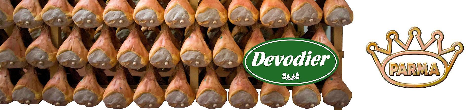Prosciutto di Parma DOP - Devodier - vendita online